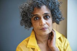 Tio år tog det för Arundhati Roy att skriva