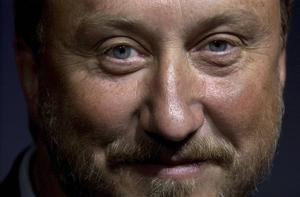Janne Josefsson – en modig man enligt Brita Skedung.