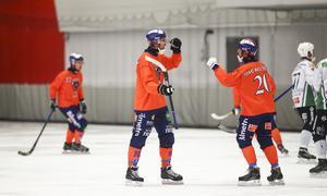 Patrik Nilsson och Christian Mickelsson.