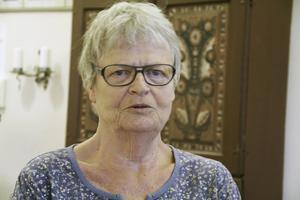 – Det kan vara tungt att vårda en anhörig i hemmet. De kan inte koppla av en enda minut, säger Birgitta Henriksson, aktiv i Ovanåkers demensförening.