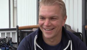 Per-Åge Skröder är glad över att ha skrivit på ett kontrakt över två nya år i Modo Hockey.