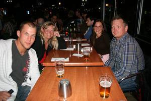 Bill och Bob. Robin, Jenny, Sara Christer