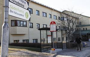 Ett våningsplan på sjukhuset kan komma att ersätta Västerbacken.