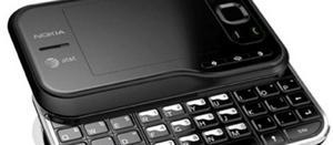 Nokia 6790 - chattmobil med tangentbord
