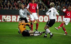 Rosenborg–Arsenal.
