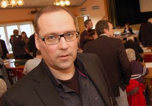 Patrik Andersson. Foto: Hans Olander