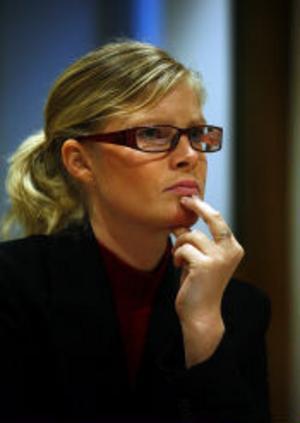 Anette Andersson, platschef på Elite Hotel Knaust AB.
