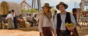 En av sommarens mest hajpade komedier är Seth MacFarlanes western