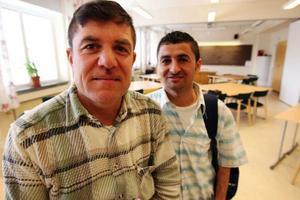 Ibraheem Husain och Zidou Kichi ska rösta för första gången i ett svenskt val till hösten.
