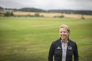 Annika Sörenstam känner sig redo för att leda Europas lag i nästa Solheim Cup.