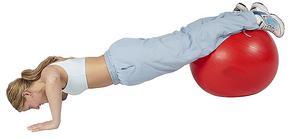 Tränar för hälsan. Motion ska var roligt. Det gör det lättare att hålla igång.