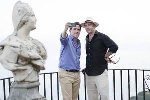 Den här gången styr de gamla komikerpolarna Steve Coogan och Rob Brydon kosan mot Italien.