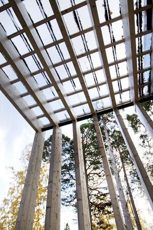 Juryn var enig, priset skulle tilldelas skogssaunan Tomtebo.