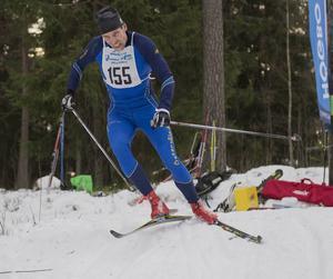 47-årige Ulf Jansson utklassade sina motståndare i seniorklassen.