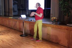 Jan Tommy Lindh fortsätter att tillsammans med eldsjälarna i Akutgruppen skapa opinion för Sollefteå sjukhus.