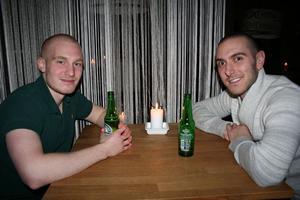 Tabazco. Fredrik Colmet och Fabio Colmet