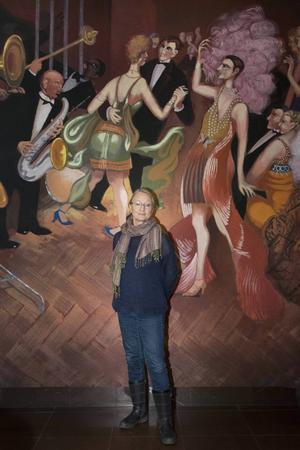 Lena Engqvist Forslund är ny teaterchef på Teater Västernorrland.