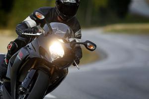 Av fem kontrollbesiktade motorcyklar i Dalarna under år 2012 godkändes fyra hojar utan anmärkning.