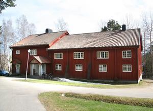 Samstugan i Bergvik.