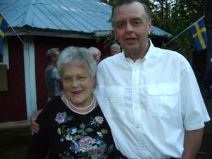 Ester Wallman, 73, Ragvaldsnäs och Rune Engström, 62, Norrfjärden, dansade på Ragvaldsnäs danspaviljong på tiden då det begav sig. I lördags var det dags igen för en återträff.