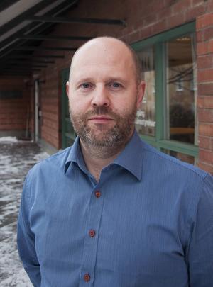 Urban Johansson, viltvårdare vid Länsstyrelsen: