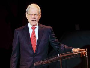 David Letterman – snart tillbaka i rutan.