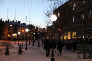 Det börjar bli dags för en ny samordnad belysningsplan för Söderhamn.