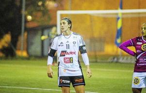 Alana Smith tillbaka i träning – men ifall hon spelar mot Umeå eller ej återstår att se.