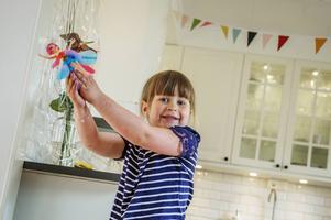 Sundsvall 26 juni: Femåriga Juno friskförklaras från leukemin.