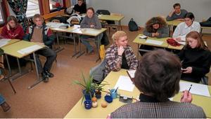 Underbetalda. Lärarförbundet menar att svenska lärare har sämre betalt än kolleger i grannländerna.foto: scanpix