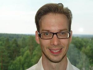 Claes Thorén, medieforskare vid Uppsala universitet.