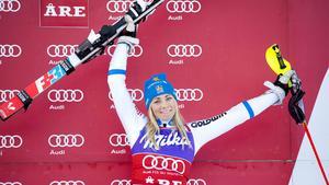 Frida Hansdotter får köra sin nästa tävling i Innsbruck i stället för Semmering.