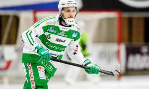Simon Janssons utvecklingskurva har fortsatt uppåt efter åren i Edsbyn och han är numera den stora stjärnan i Västerås SK.