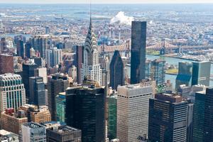 Hotellpriserna ökar i USA.