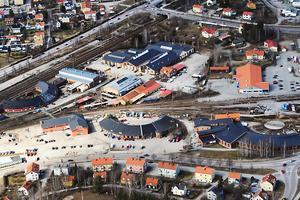Avtalet mellan Bollnäs kommun och Trafikverket var en förutättning för att området ska kunna säljas.