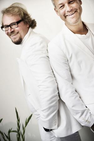 """Nytt material. Mellan 30 och 40 procent i showen är nyskrivet från premiären när """"Ljust och fräscht"""" åker ut på turné."""