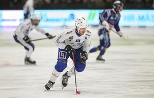 Det blev bara en säsong i Vänersborg för Sergej Lomanov.