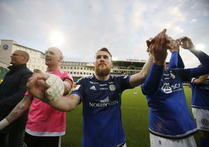 Rúnar Sigurjónsson lämnar GIF som en av klubbens bästa spelare på många år.