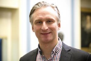 Jörgen Edsvik (S), kommunalråd.