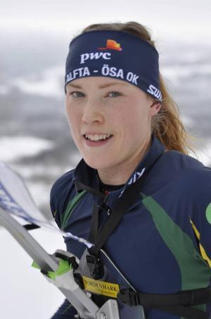 Sveriges kanske bästa damsenior är Tove Alexandersson. Hon tog som väntat guld i  D21.