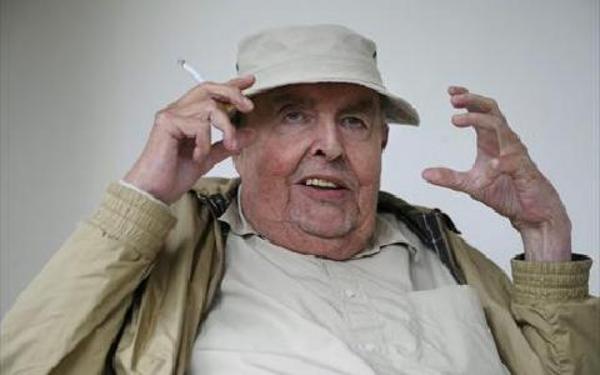 Ulf Linde. En drivande personlighet i kulturlivet.