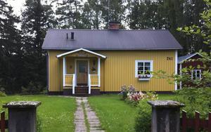 Såhär såg huset ut när Niclas Olsson köpte det hösten 2012.