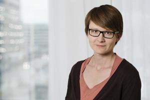 AnnaSara Carnahan är epidemiolog och utredare vid Folkhälsomyndigheten.