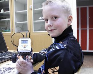 Anders Åström har byggt lego hela livet.