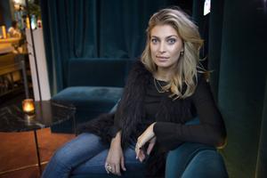 Cecilia Forss spelar en av huvudrollerna i den skandinaviska dramaserien
