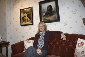 """Förverkligade dröm. Janet Qvarth Brodin öppnat en engelskinfluerad inredningsbutik Stilloftet, något som hon """"alltid"""" drömt om,"""