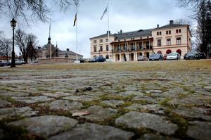 Stadshotellet i Lindesberg utsattes för inbrott under natten till fredagen.