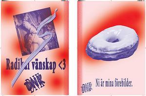 Affisch från Den Nya Kvinnogruppen