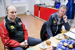 Suifs ordförande Gunnar Skoglund och marknadsansvariga Anders Eriksson.   Foto: Klas Örnklint.