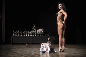 Till sin stora förvåning vann Susanna både senior- och veteranklassen i Tammerpokalen.